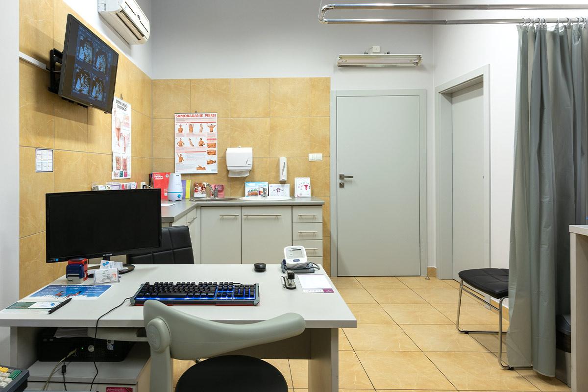 gabinet ginekologii i położnictwa