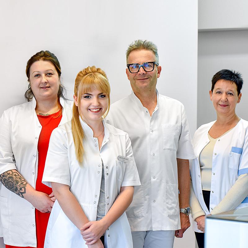 zespół ginekologów i położnych